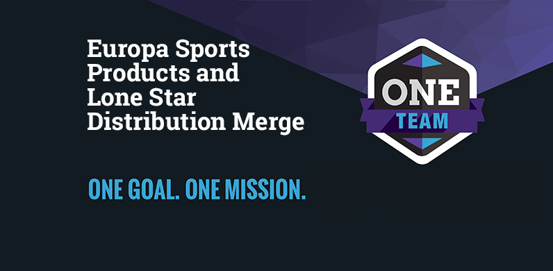 Europa Sports Products and Lone Star Distribution Merge to