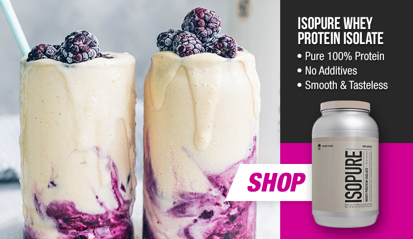 Snack Your Way To Your Best Beach Body Via Isopure Europa Sports